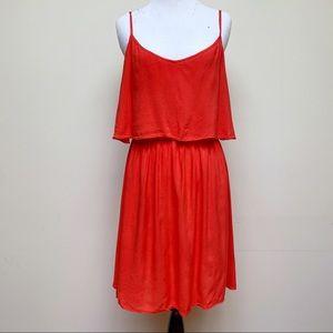 H&M Coachella Sleeveless Dress Size 14